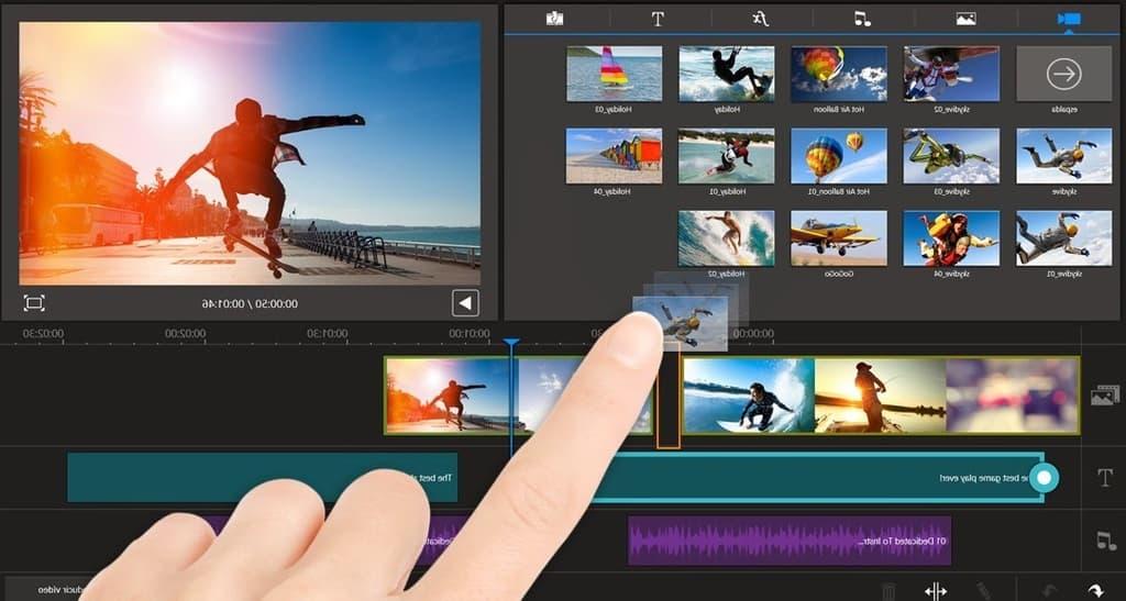 aplicaciones para editar fotos y videos