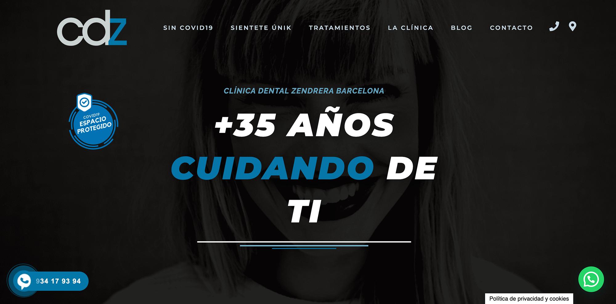 CDZ web