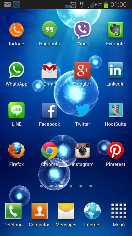 6 aplicaciones moviles para adictos a Redes Sociales